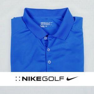 Nike Golf Short Sleeve Polo sz XL